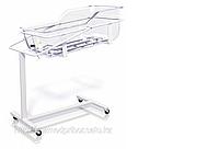 «Кровать для новорожденных (на колесах)» КД-08»