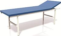Кушетка для мануальной терапии с регулировкой подголовника и дополнительной полкой» К-05