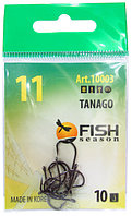 Крючки Fish Season Tanago-Ring, ассортимент