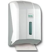 Диспенсерная туалетная бумага листовая Z-сложения «Экстра»