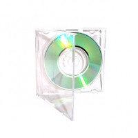 Пластиковый бокс для мини сд дисков 8 см, Алматы