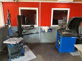 Комплектация оборудования для вулканизации Pit Stop в г. Алматы. 5