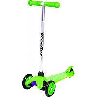 Самокат Scooter Maxi Sports, (зеленый), фото 1