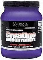 100% Micronized Creatine Monohydrate, 1 kg