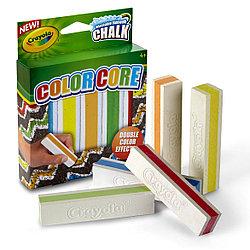 Crayola Двуцветные мелки 5 цв.