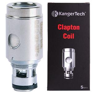 Испаритель для электронных сигарет Kanger Clapton (Subtank/TopTank/Nebox)