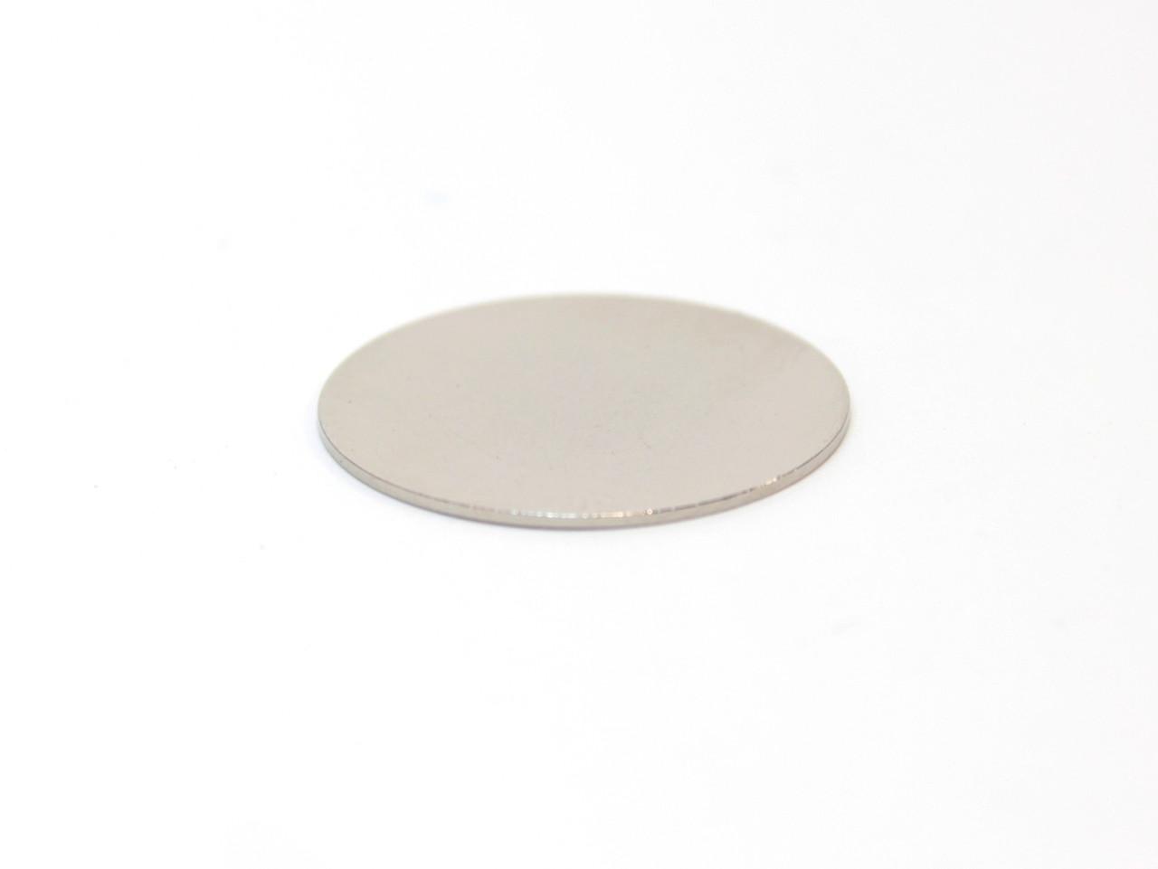 Неодимовый магнит D20х0,5mm