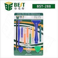 Набор инструментов для ремонта всех iPhone/iPad/HTC/Samsung/Nokia/планшетных ПК BEST BST-288