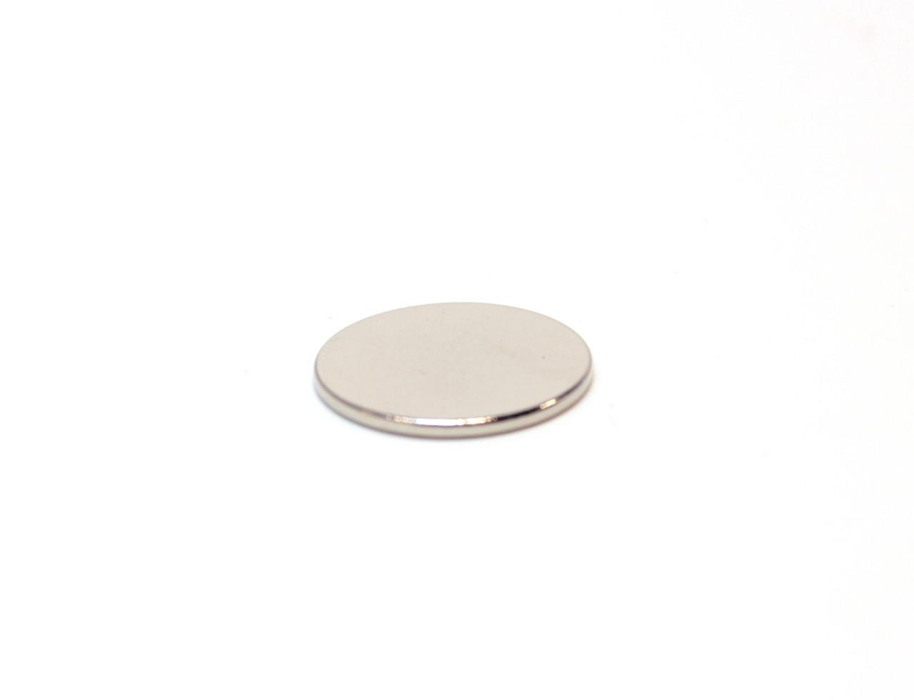 Неодимовый магнит D15х1mm