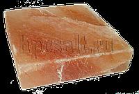 Соляная плитка 2,5*10*20 (гималайская соль)