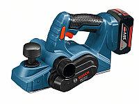 Аккумуляторный рубанок Bosch GHO 18 V-LI 06015A0303 18 Вольт