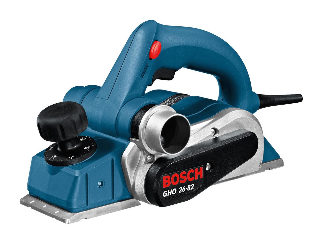 Рубанок электрический Bosch GHO 26-82 0601594103