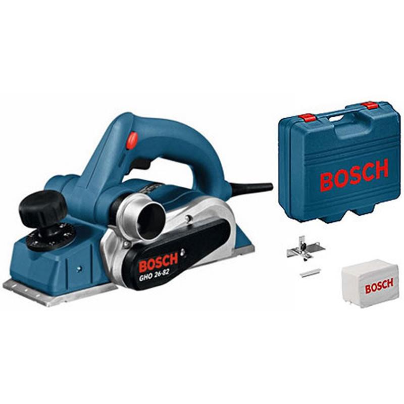 Рубанок электрический Bosch GHO 26-82 0601594303