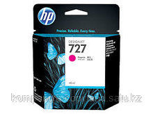 HP B3P20A Magenta Ink Cartridge №727 for DesignJet T1500/T2500/T920, 130 ml