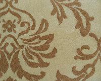 Ковролин (ковролан) Aquarelle 2590 8 41033, бежевый с национальным рисунком 4м, опт/розн.