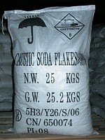 Едкая щёлочь 25 кг