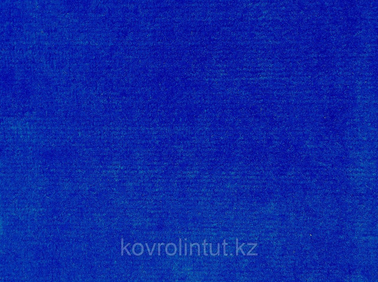 Ковролин (ковролан) GOLD BCF  100% PP 045 Синий  4,0м опт/розн.