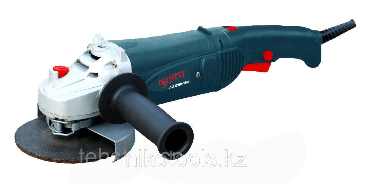 Угловая шлифмашина ALTECO Standard AG 1200-150
