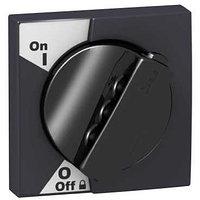 Поворотная рукоятка чёрная iC60, фото 1