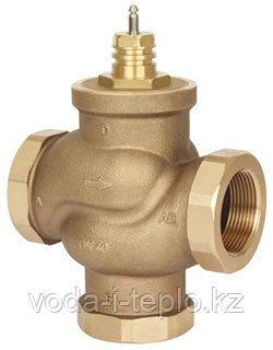Клапан регулирующий трехходовой типа CV316 RGA ф15