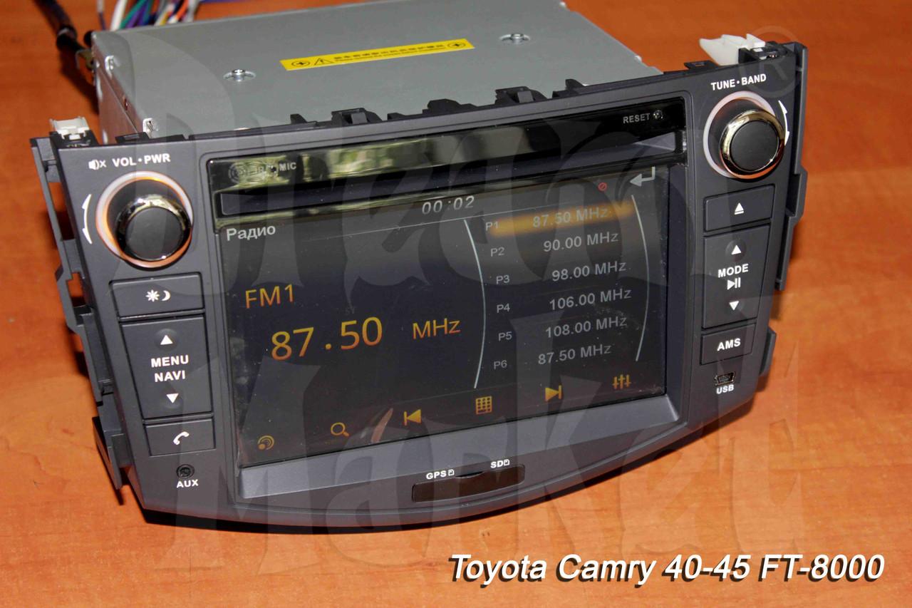 Автомагнитола Toyota RAV-4 FT-6818