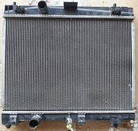 Радиатор Toyota Yaris седан 2007-2011