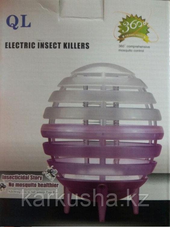 Электронейтрализатор комаров