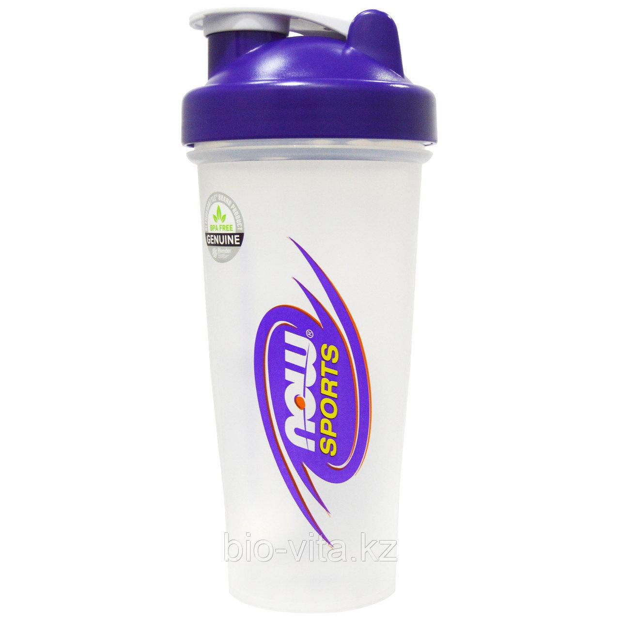 Шейкер. Sports Blender Bottle.  Now Foods