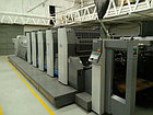 Ryobi 754+L б/у 2006г - 4-х красочная печатная машина, фото 2