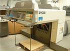 Ryobi 754+L б/у 2006г - 4-х красочная печатная машина, фото 3