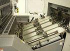 Ryobi 754+L б/у 2006г - 4-х красочная печатная машина, фото 4