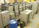 Ryobi 754+L б/у 2006г - 4-х красочная печатная машина, фото 5