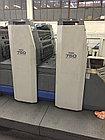 Rуobi 754+L б/у 2003г - 4-х красочная печатная машина, фото 2