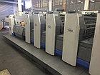 Rуobi 754+L б/у 2003г - 4-х красочная печатная машина, фото 8