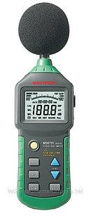MASTECH MS6701 Цифровой шумомер. Внесен в реестр СИ РК.