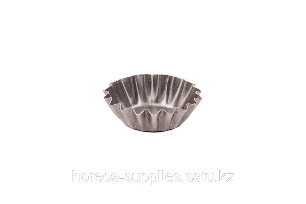 Форма (корзина) для кекса, нержавеющая сталь