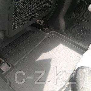 Резиновые коврики для KIA Sportage new 2010-н.в.