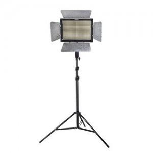 YN-300 III студийный прожектор 5500К с блоком питания + стойка для студийного использование