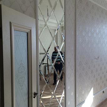 Зеркальные панно  4
