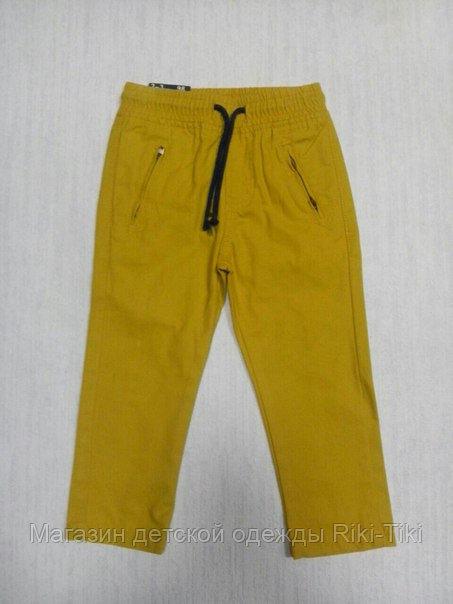 Яркие брюки для мальчика
