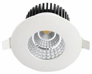 Светодиодные встраиваемые ультратонкие светильники, споты (downlight)