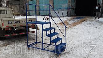 Услуги по изготовлению металлических изделий и конструкций