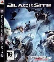 Игра для PS3 BlackSite (вскрытый)