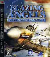 Игра для PS3 Blazing Angels (вскрытый)