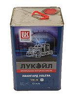 15W-40 CI-4 Масло моторное миниральное Лукойл Авангард Ультра 15W-40 (18л) в/сез