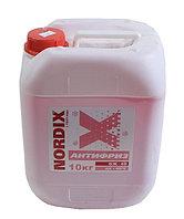 Антифриз Нордикс -40C (210 кг) красный