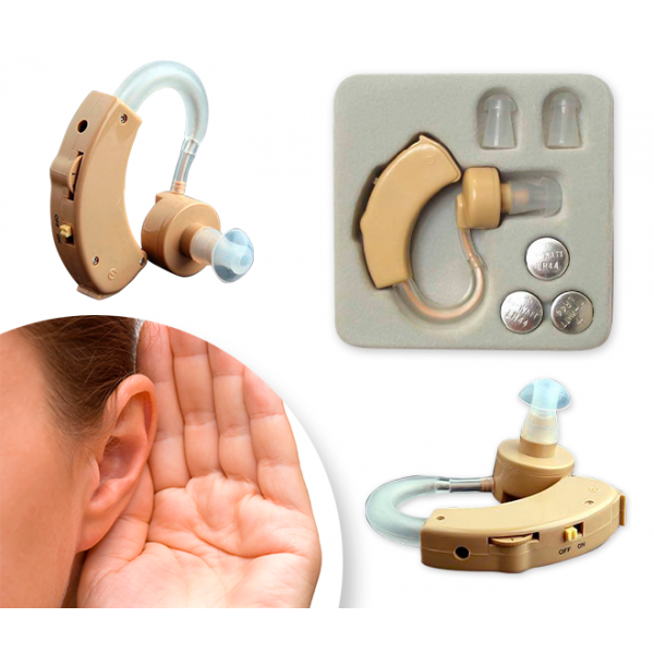 Усилитель звука (слуховой аппарат) Cyber Sonic