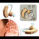 Усилитель звука (слуховой аппарат) Cyber Sonic, фото 3
