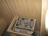 Камни для сауны Габбро -диабаз. 20кг. Огненный камень., фото 2