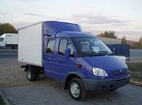 Обтекатель «GAZelle фургон» №4, 180 см, цветной